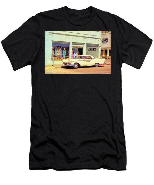 Fairlane 500 1957 Men's T-Shirt (Athletic Fit)