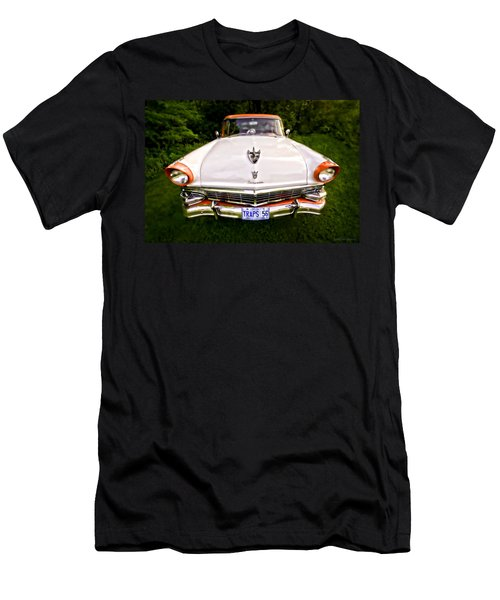 Fairlane Men's T-Shirt (Slim Fit) by Jerry Golab
