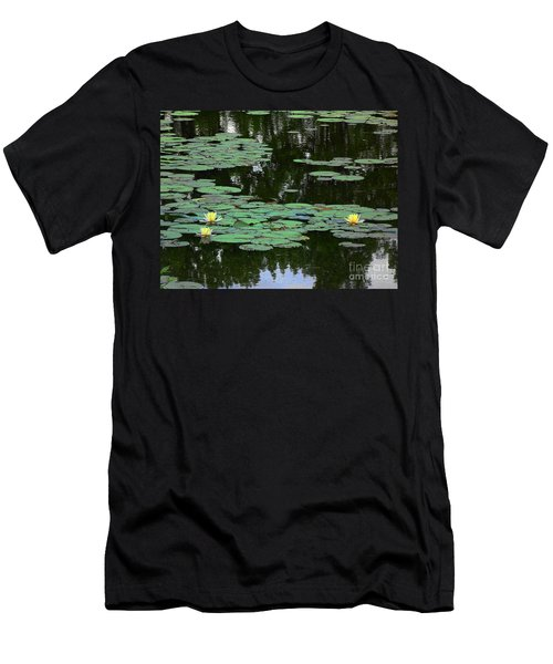 Fairmount Park Lily Pond Men's T-Shirt (Athletic Fit)