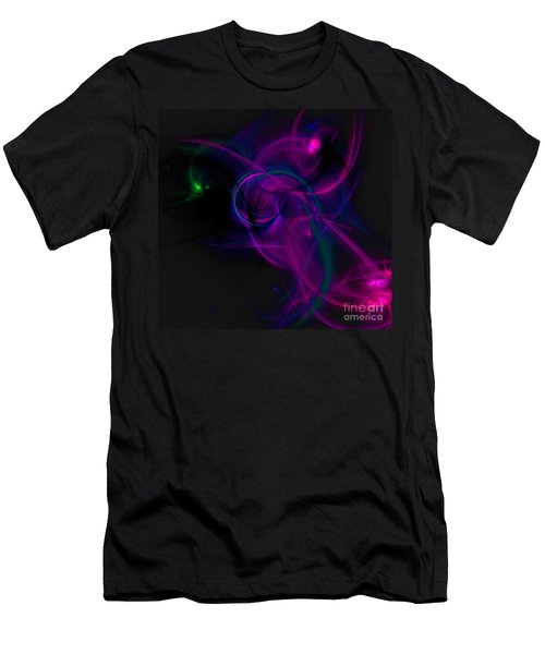 Fairy Floss Flame Men's T-Shirt (Athletic Fit)