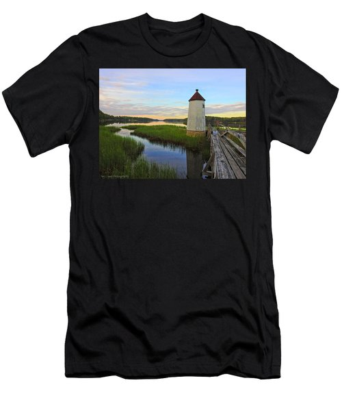 Fairy Tale On The River Men's T-Shirt (Athletic Fit)