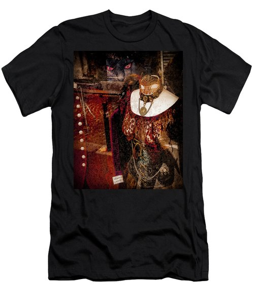 Paris, France - Fait Main En France Men's T-Shirt (Athletic Fit)