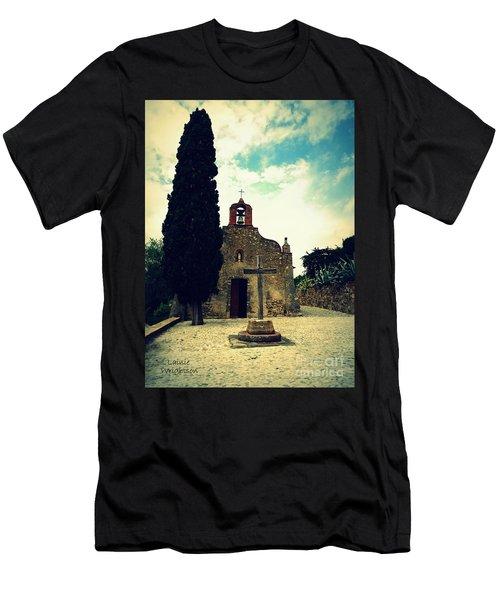 Faith Hope Love Men's T-Shirt (Athletic Fit)