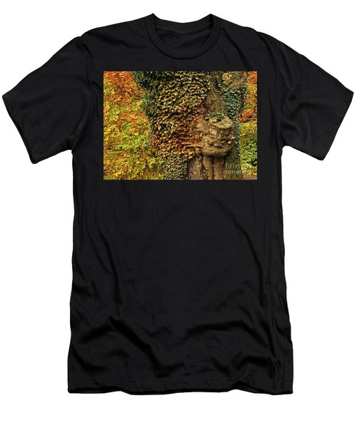 Fall Colors In Nature Men's T-Shirt (Athletic Fit)