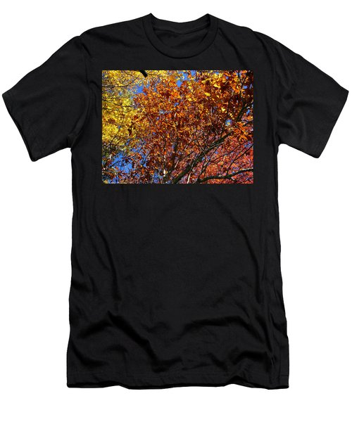Fall Men's T-Shirt (Athletic Fit)