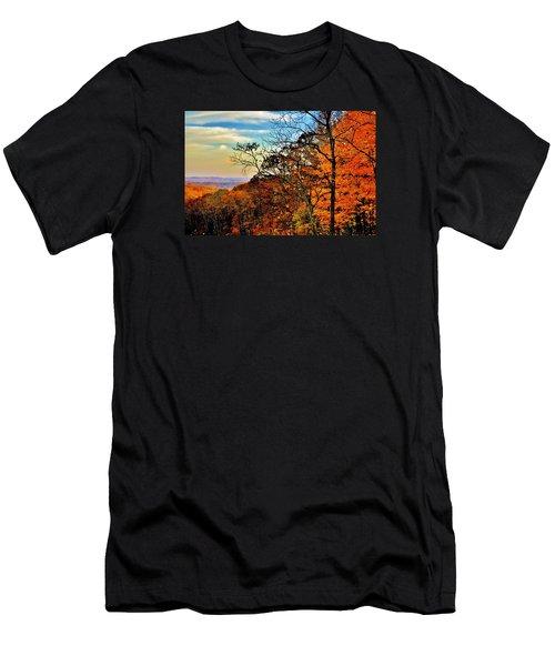 Fall Horizon Men's T-Shirt (Athletic Fit)