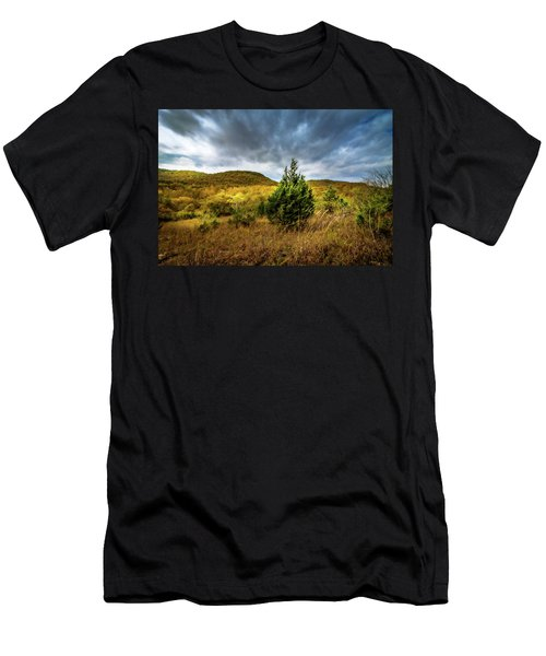 Fall In The Ozarks Men's T-Shirt (Athletic Fit)