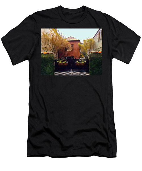 Fall Into Charleston Men's T-Shirt (Athletic Fit)