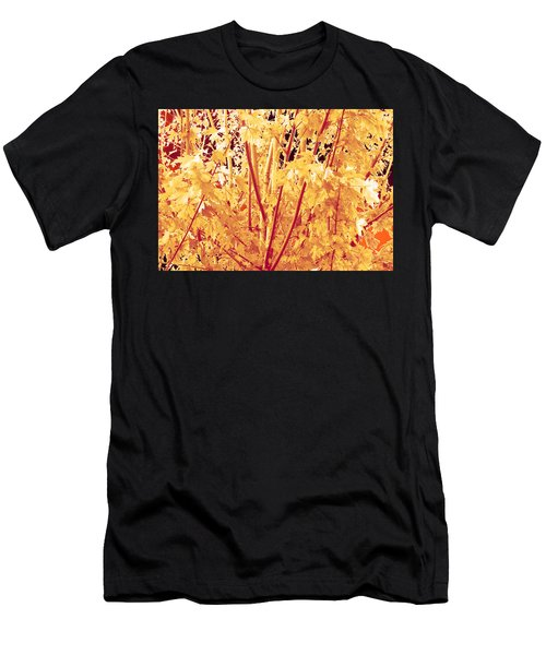 Fall Leaves #1 Men's T-Shirt (Athletic Fit)