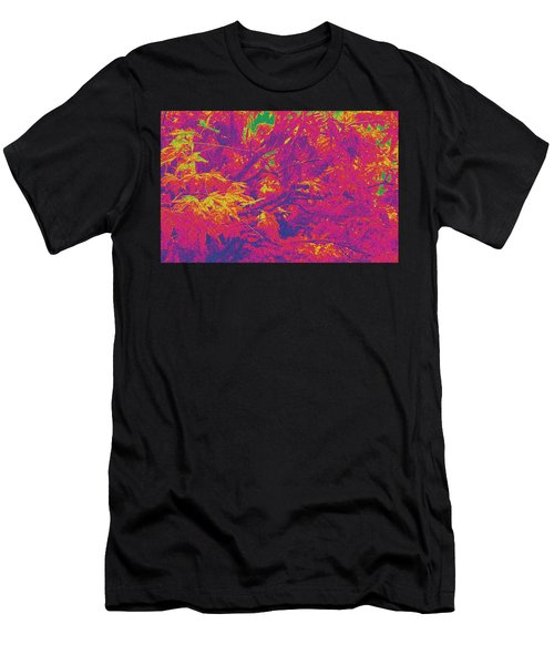 Fall Leaves #14 Men's T-Shirt (Athletic Fit)
