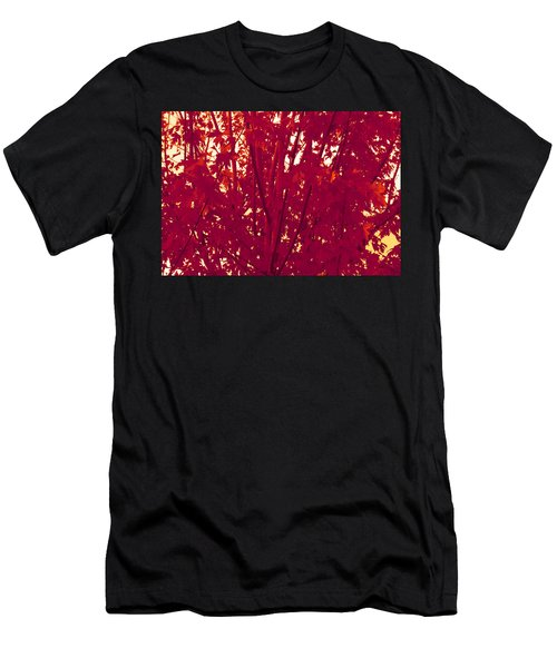 Fall Leaves #2 Men's T-Shirt (Athletic Fit)