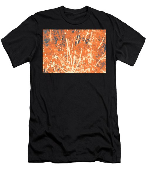 Fall Leaves #3 Men's T-Shirt (Athletic Fit)