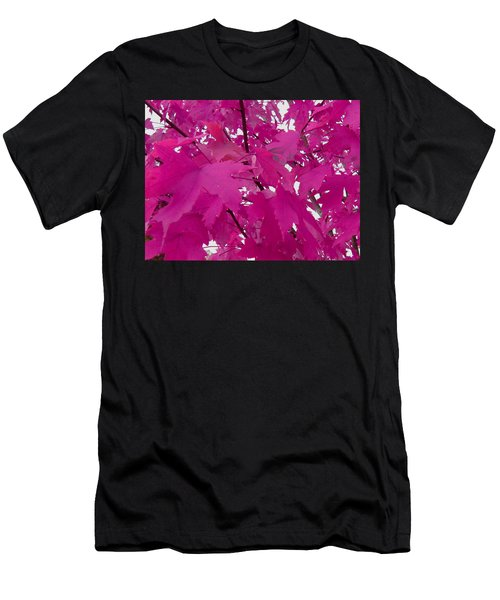 Fall Leaves #5 Men's T-Shirt (Athletic Fit)