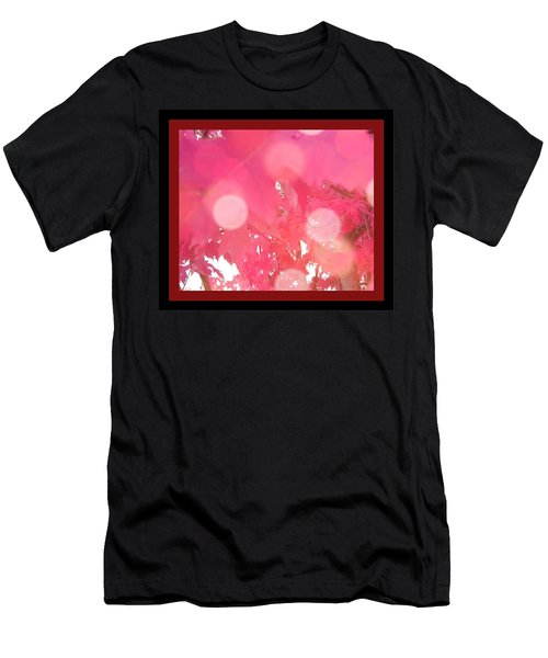 Fall Leaves #8 Men's T-Shirt (Athletic Fit)