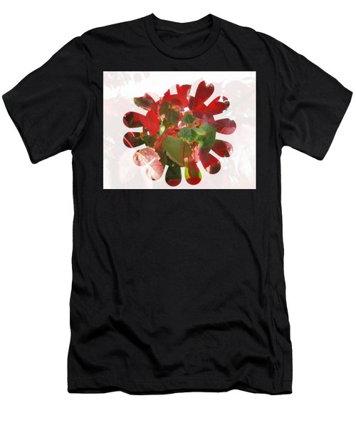 Fall Leaves #9 Men's T-Shirt (Athletic Fit)