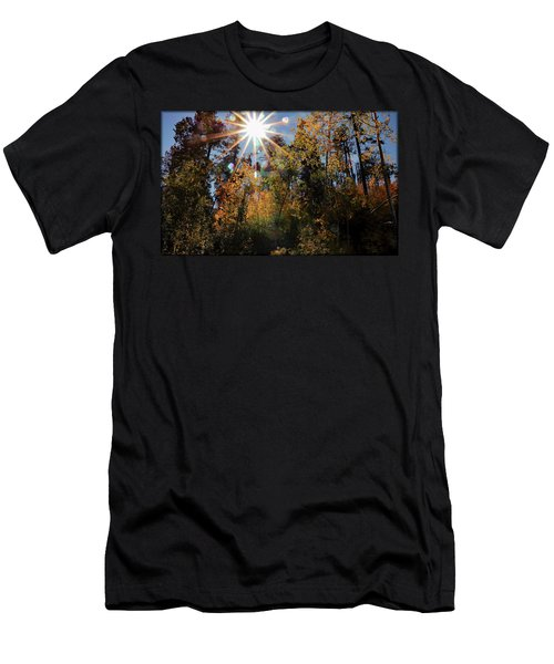 Fall Mt. Lemmon 2017 Men's T-Shirt (Athletic Fit)