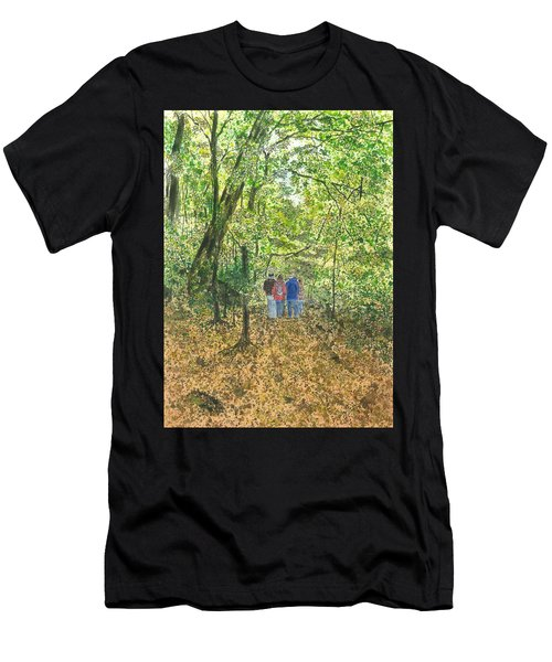 Fall Nymphs - IIi Men's T-Shirt (Athletic Fit)