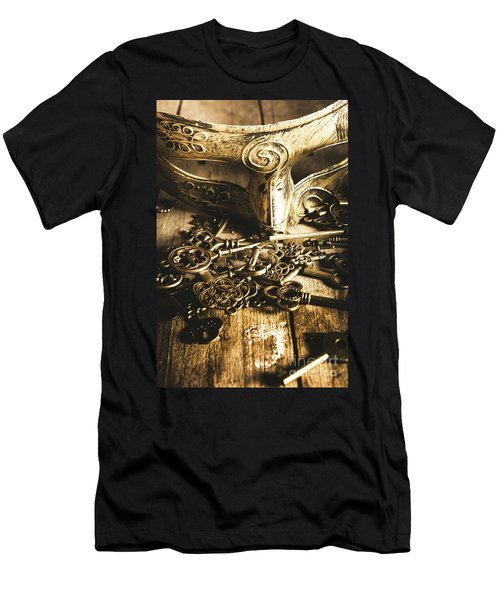 Fall Of The King Men's T-Shirt (Athletic Fit)