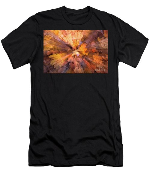 Fall Pizzaz Utah Adventure Landscape Photography By Kaylyn Franks Men's T-Shirt (Athletic Fit)