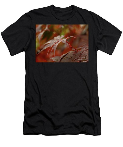 Fall Rain Men's T-Shirt (Athletic Fit)