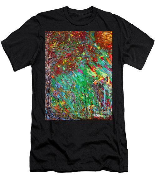Fall Revival Men's T-Shirt (Athletic Fit)