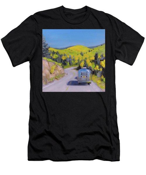 Fall Road Trip Men's T-Shirt (Athletic Fit)