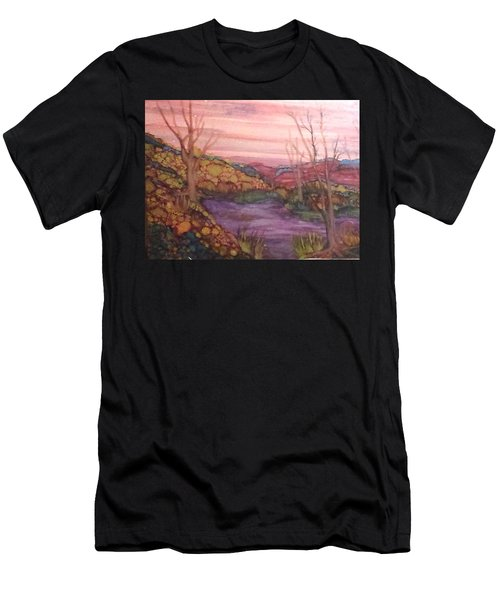 Fall Sky Men's T-Shirt (Athletic Fit)