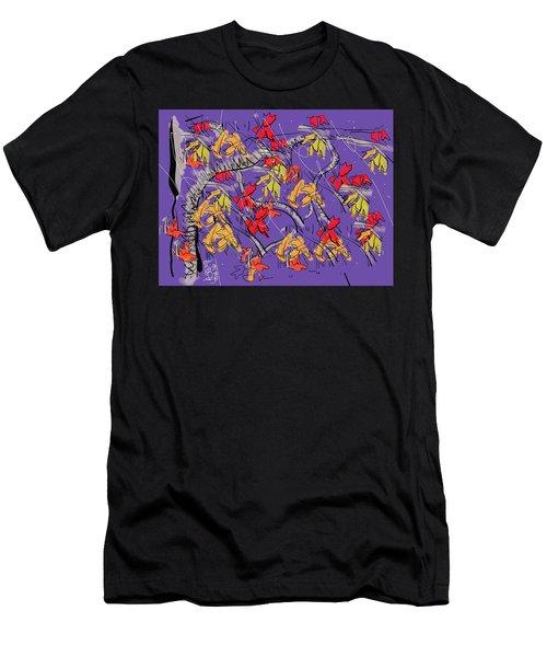 Fallen In Love Men's T-Shirt (Athletic Fit)