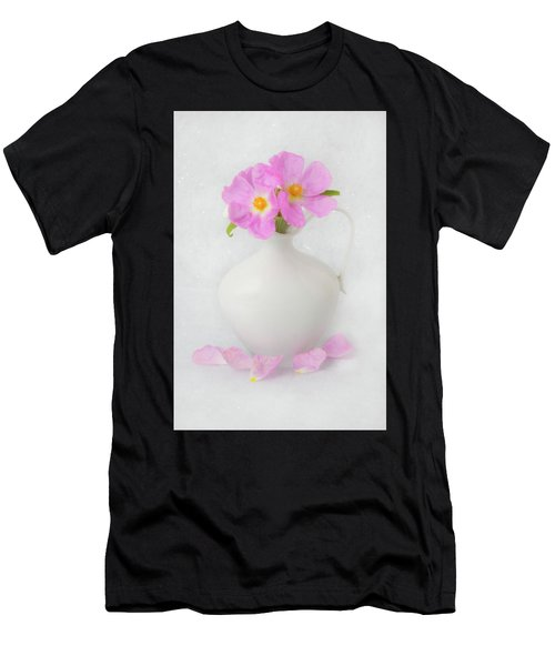Fallen Petals Men's T-Shirt (Athletic Fit)