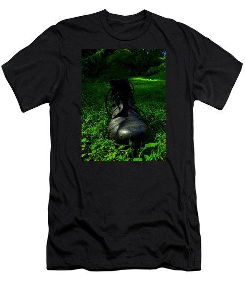 Fallen Soldier Men's T-Shirt (Athletic Fit)