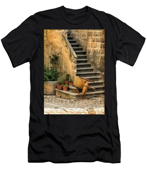 Fallen Chair Men's T-Shirt (Athletic Fit)