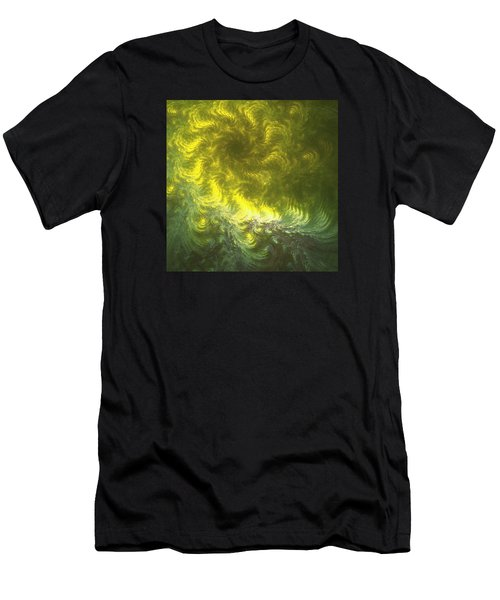 Falling Into Place Men's T-Shirt (Athletic Fit)