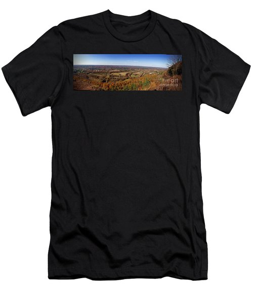 New England Men's T-Shirt (Athletic Fit)