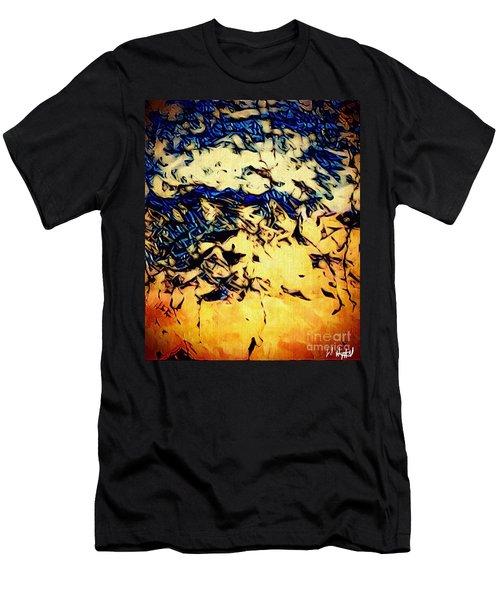 Falling Sky Men's T-Shirt (Athletic Fit)