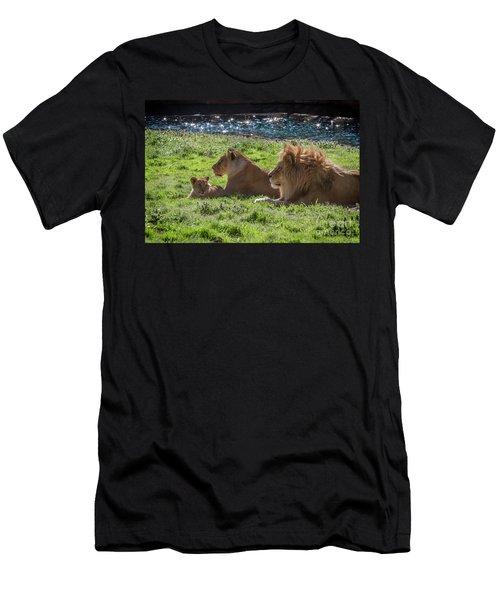 Family Pride Men's T-Shirt (Athletic Fit)