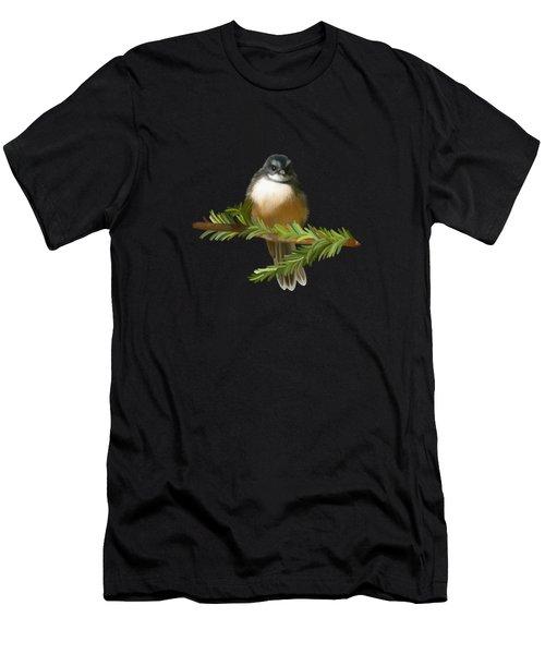 Fantail  Men's T-Shirt (Athletic Fit)