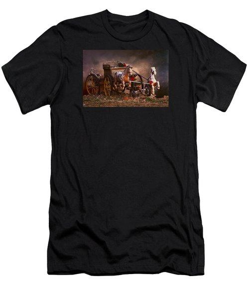 Fantastic Forgotten Toys Men's T-Shirt (Athletic Fit)