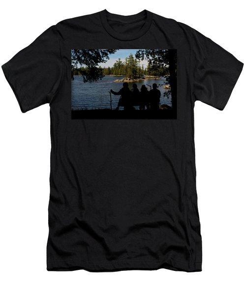 Fantastic Four Men's T-Shirt (Athletic Fit)