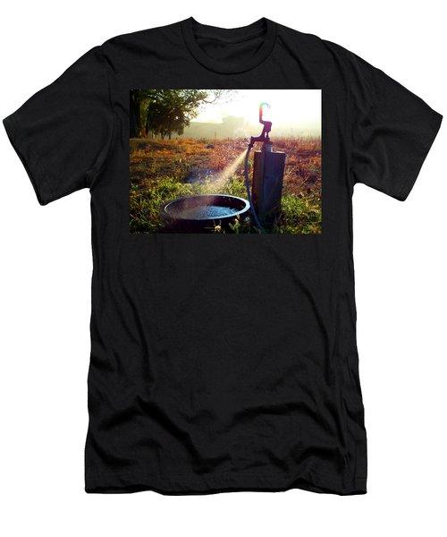 Farm Life 5 Men's T-Shirt (Athletic Fit)