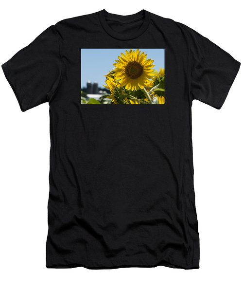 Farm Sunshine Men's T-Shirt (Athletic Fit)