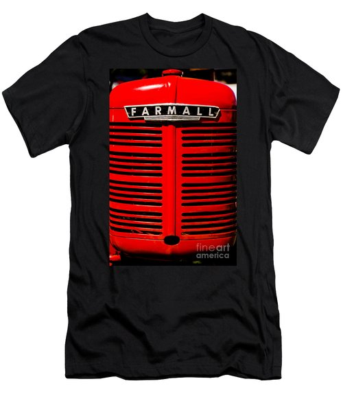 Farmall Grill Men's T-Shirt (Athletic Fit)