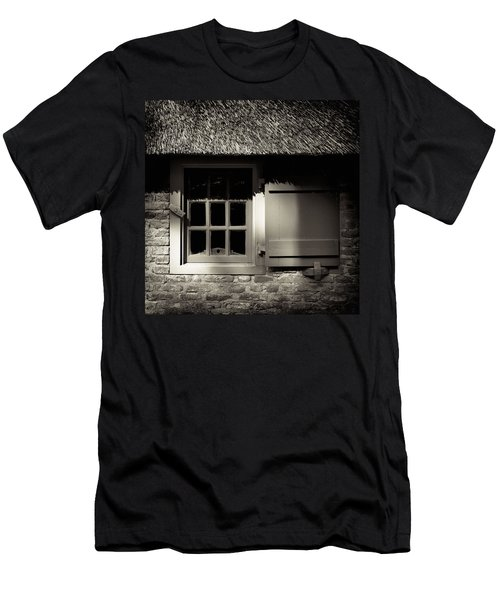 Farmhouse Window Men's T-Shirt (Athletic Fit)