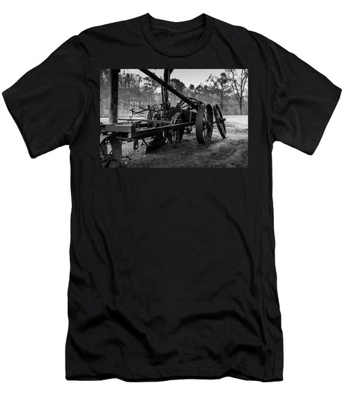 Farming Equipment Men's T-Shirt (Athletic Fit)