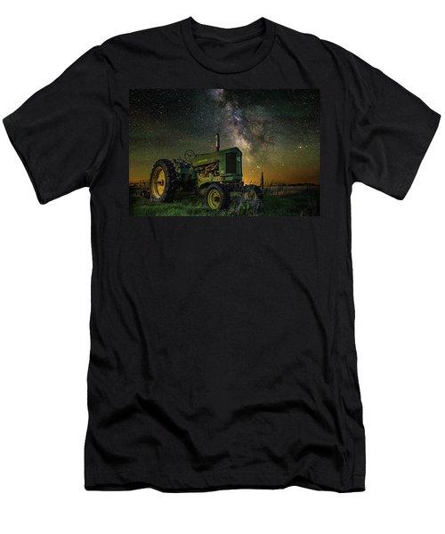 Farming The Rift 3 Men's T-Shirt (Athletic Fit)
