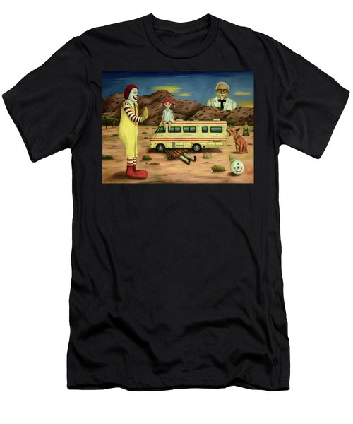 Fast Food Nightmare 5 The Mirage Men's T-Shirt (Athletic Fit)