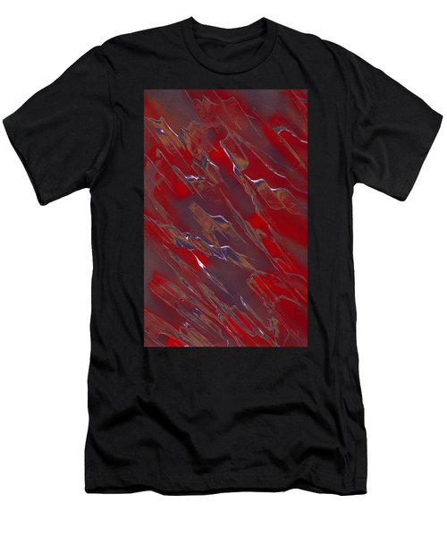 Faux Finish Men's T-Shirt (Athletic Fit)