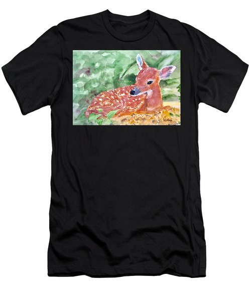 Fawn 2 Men's T-Shirt (Athletic Fit)