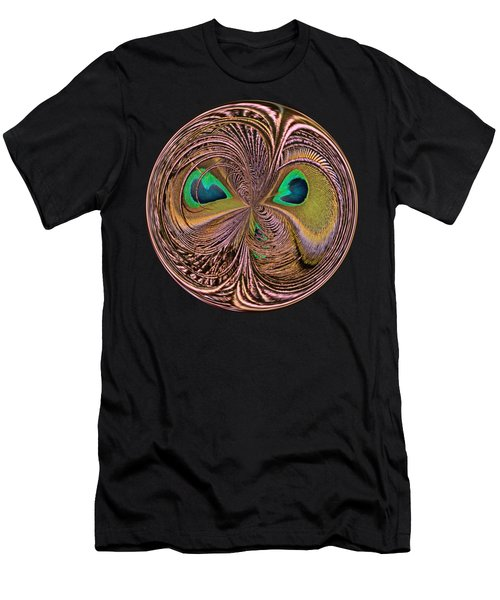 Feather Eyes Orb Men's T-Shirt (Athletic Fit)