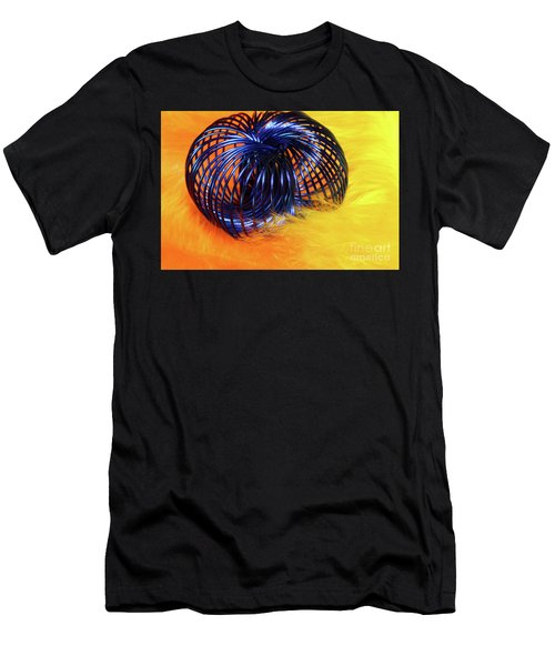 Feathers And Jewelry  Men's T-Shirt (Athletic Fit)