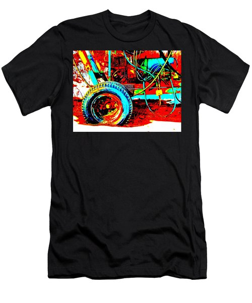 Feb 2016 47 Men's T-Shirt (Slim Fit) by George Ramos